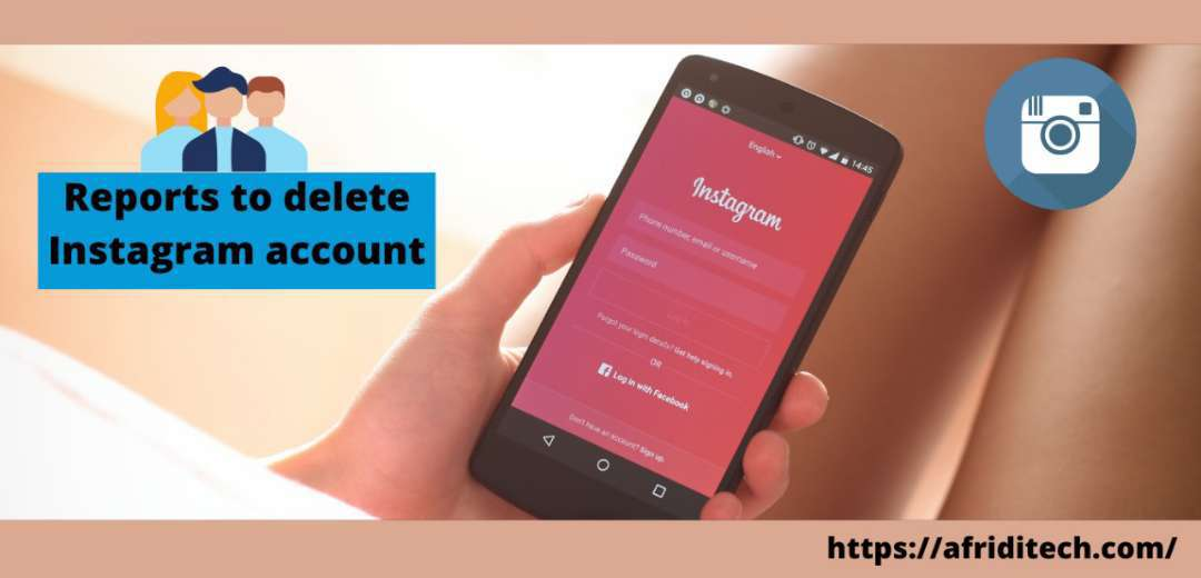 how many reports to delete Instagram account